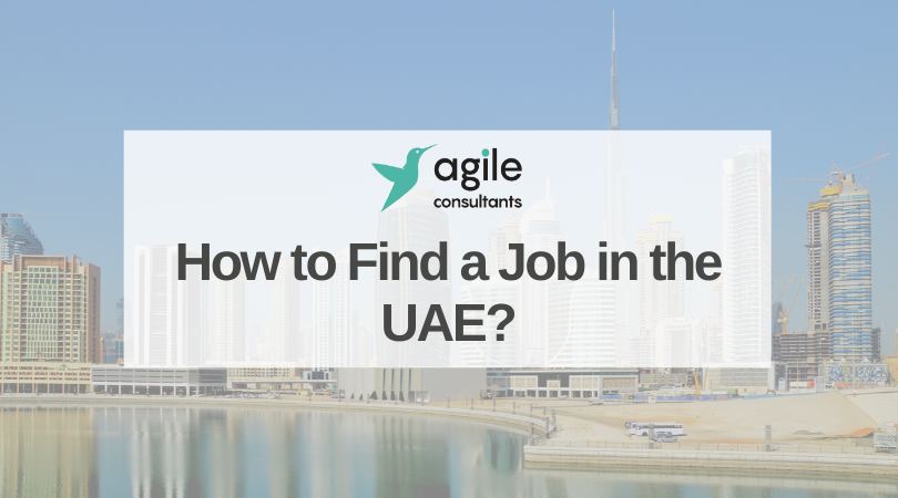 How to Find a Job in the UAE_