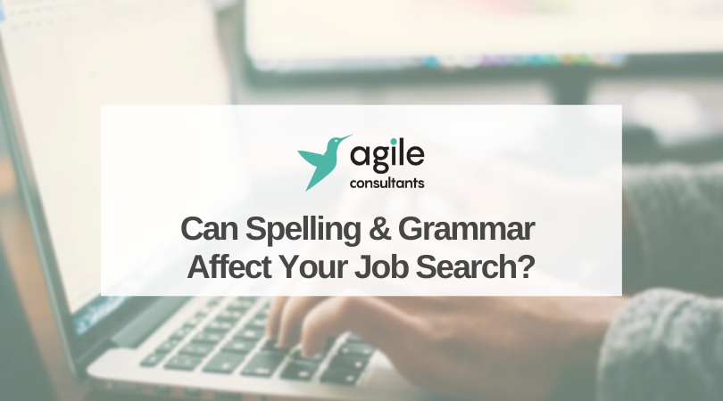 Can Spelling & Grammar Affect Your Job Search