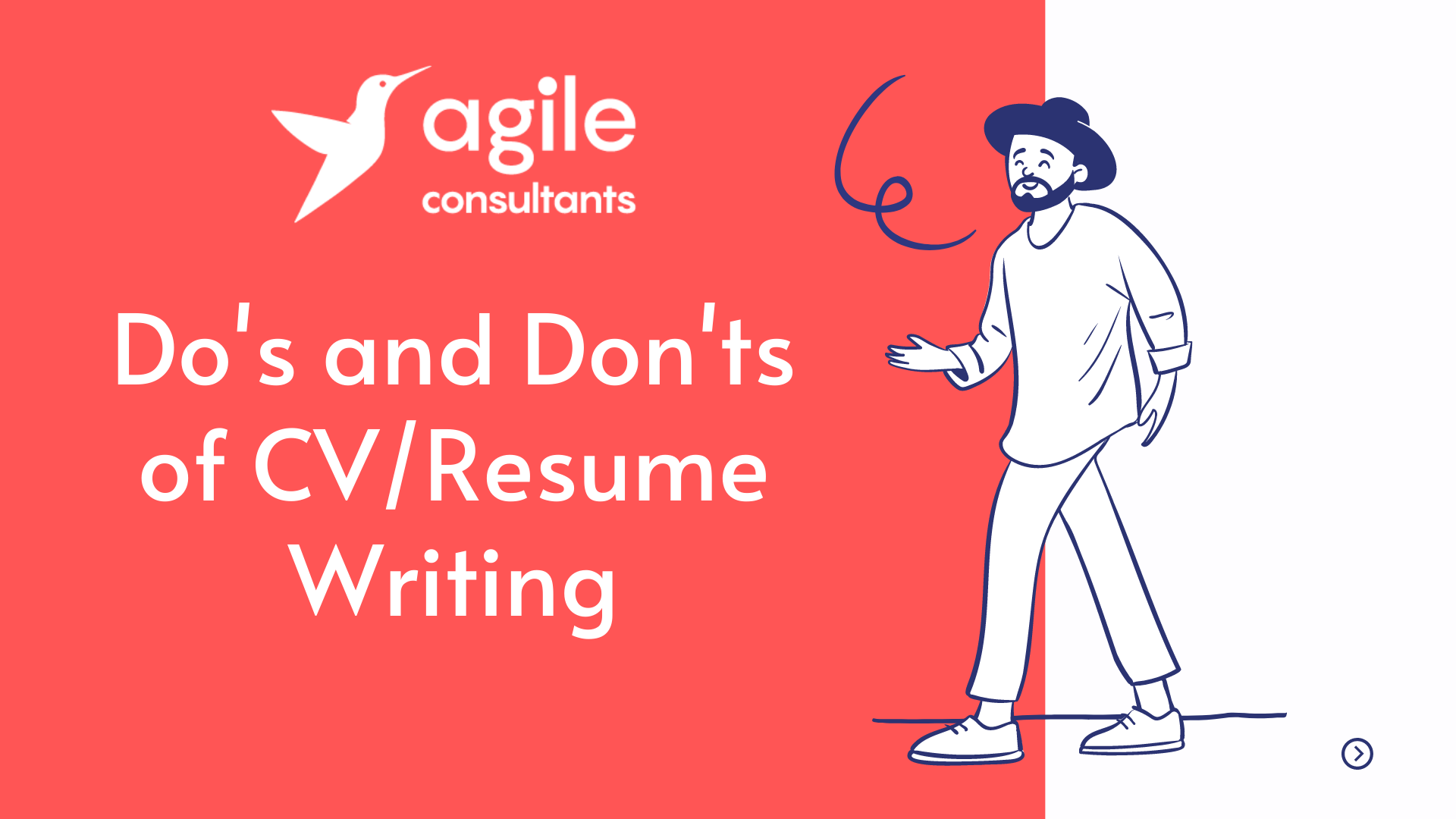 Do's and Don'ts of a CV_Resume Writing