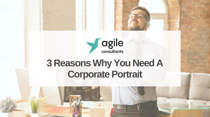 Reasons corportate portrait